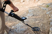 Fieldwalking and Metal Detecting service
