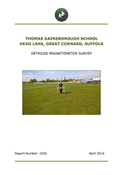 R1054 Thomas Gainsborough School Mag